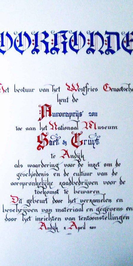 Kalligrafiecursus450x900